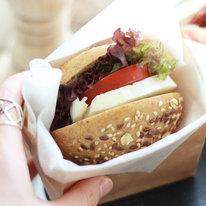 Сэндвич Капрезе 130г