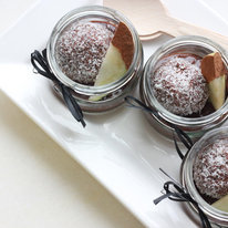 Шведский шоколадный шар