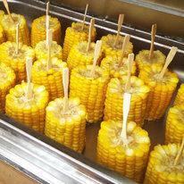Горячая кукуруза на шпажке 130г
