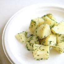 Отварной картофель 100г