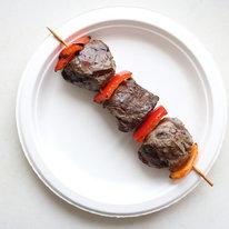 Мини-шашлык из говядины 100г
