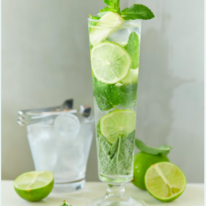 Лимонад домашний мохито 1 л