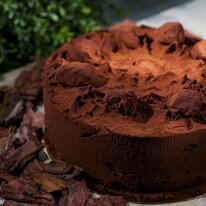 Трюфельный торт 1 кг