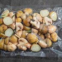 - Картофель с грибами 0,5 кг