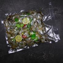 - Королевские креветки 0,5 кг