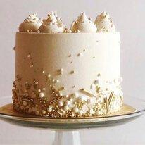 Торт Золотой 2 кг