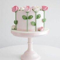 Торт Розы 2 кг