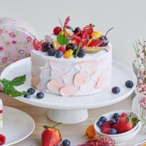 Торт с ягодами и фруктами 2,5 кг