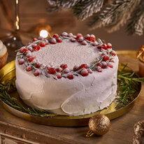 Торт Брусника 1,3 кг