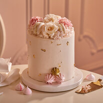 Торт Цветы 2 кг