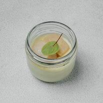 Гребешок с картофелем эспуме и ароматом белого трюфеля 90 г