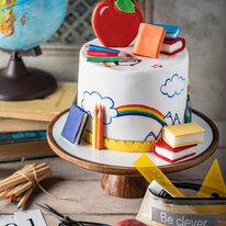 Торт День знаний 1,5 кг