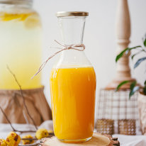 Свежевыжатый апельсиновый сок 1л