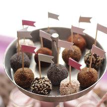 Натуральная конфета из сухофруктов