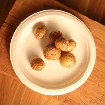 Запеченный мини-картофель