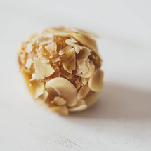 Натуральная конфета из кураги с лимоном