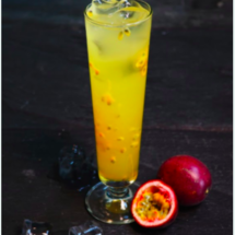Лимонад домашний манго-маракуйя 1 л