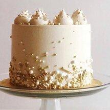 Торт Золотой