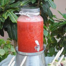 Клубнично-розмариновый лимонад 5,8л
