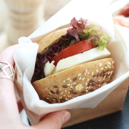 Сэндвич Капрезе
