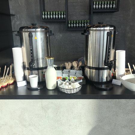 чай и кофе на мероприятие