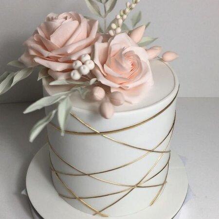 Торт Roses