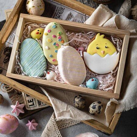 Набор пасхальных сладостей