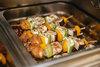 Мини-шашлык из овощей